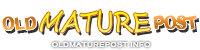 Old Mature Post site logo